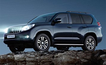 2008 Toyota Land Cruiser 120 AUTO