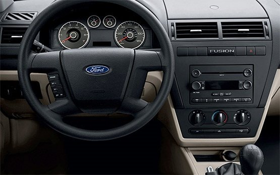 2012 Ford Fusion 1.4