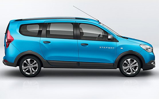 2018 Dacia Lodgy 5+2