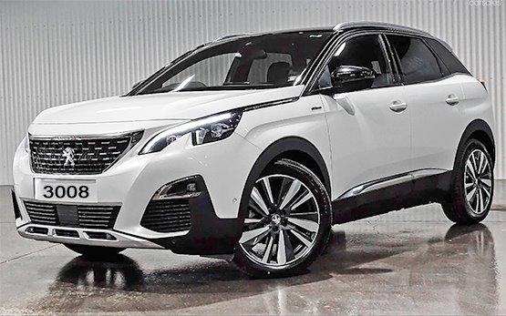 2020 Peugeot 3008 AUTO